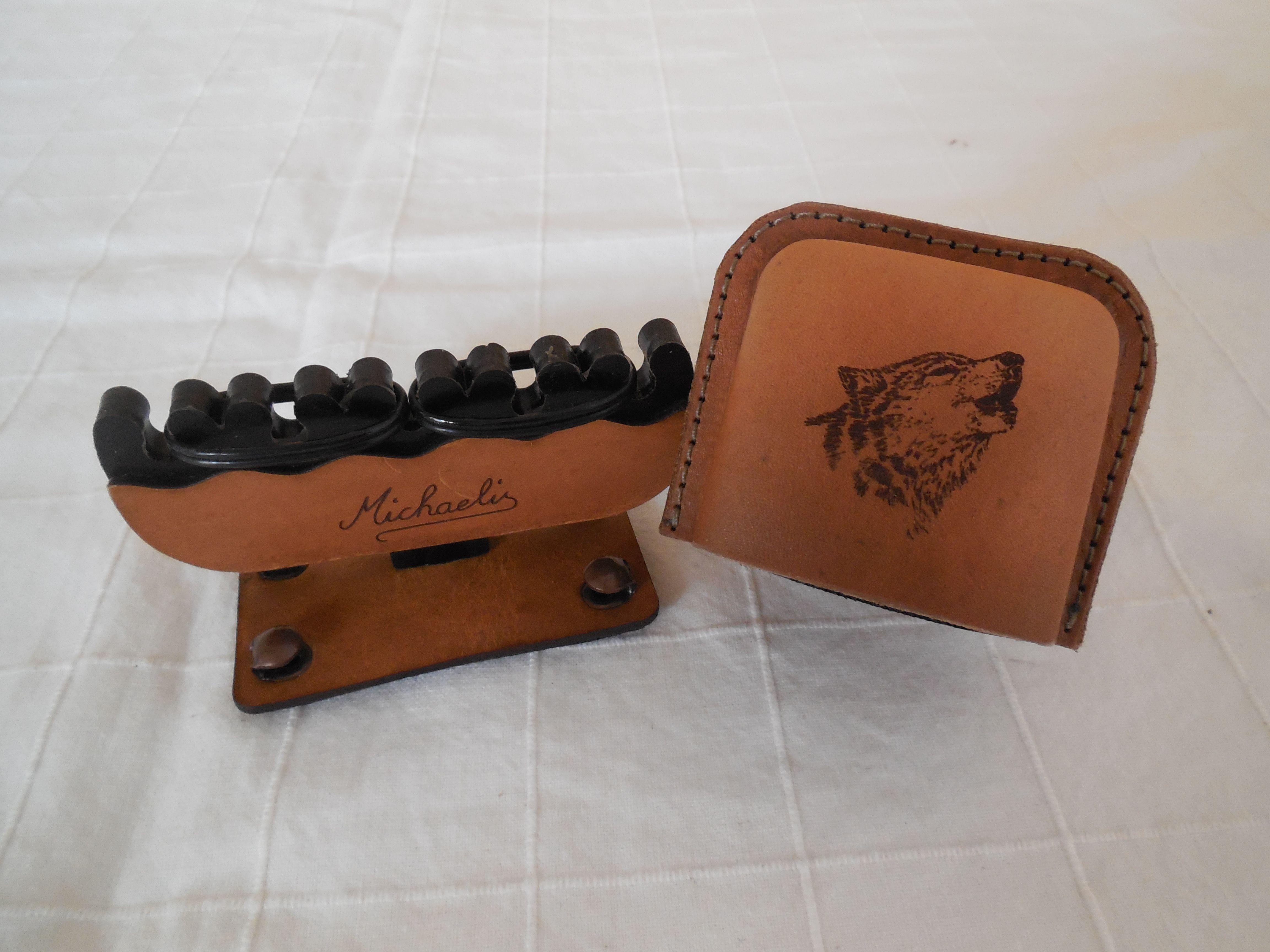 Köcher Made in Germany Lederköcher Handarbeit Bogenköcher aus echtem Leder.  120,00€ Bogensport