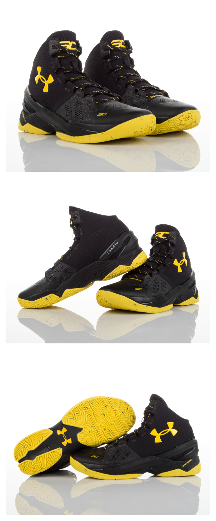 official photos 2f338 66b11 If you want to ball like Stephen Curry, why not lace up like him  Get the latest  Under Armour Curry 2s.
