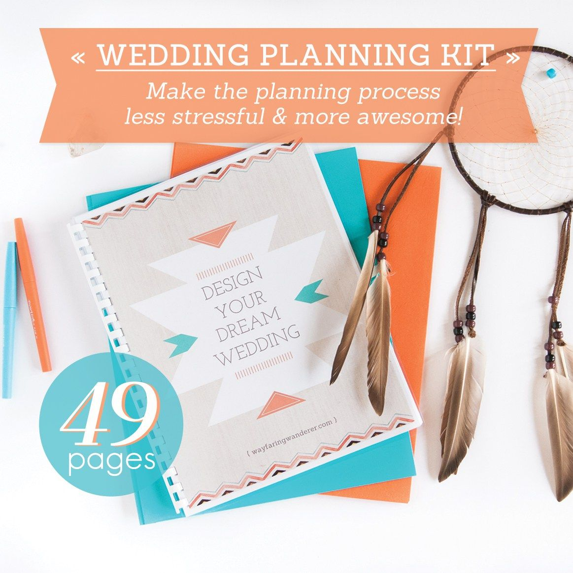 49 Page Wedding Planner Printable