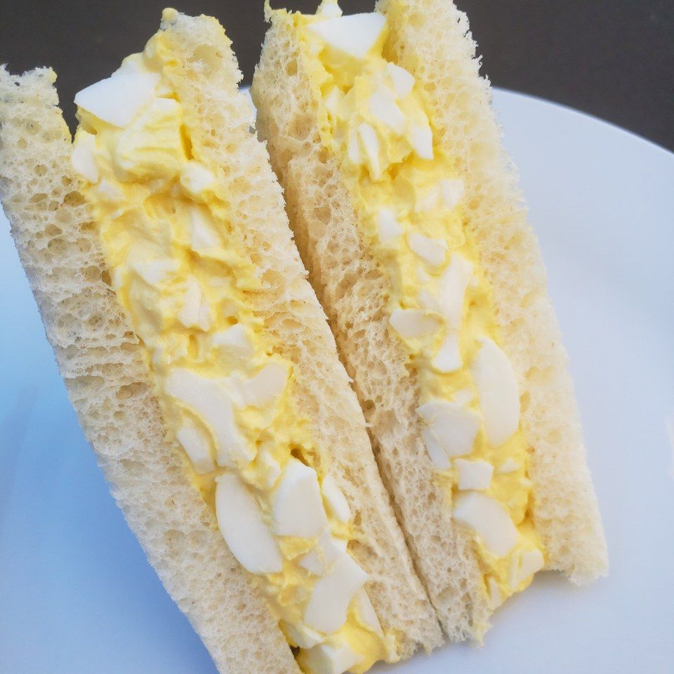 Photo of Fluffy Egg Salad Sandwich – Jillian Fae Chef Services