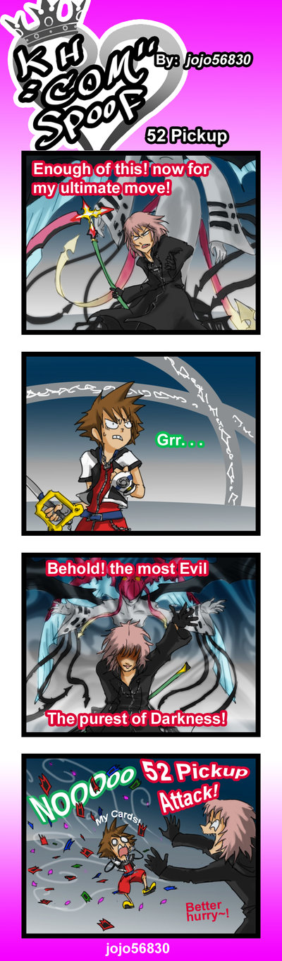 KH COM Spoof: 52 pickup by jojo56830.deviantart.com on @deviantART