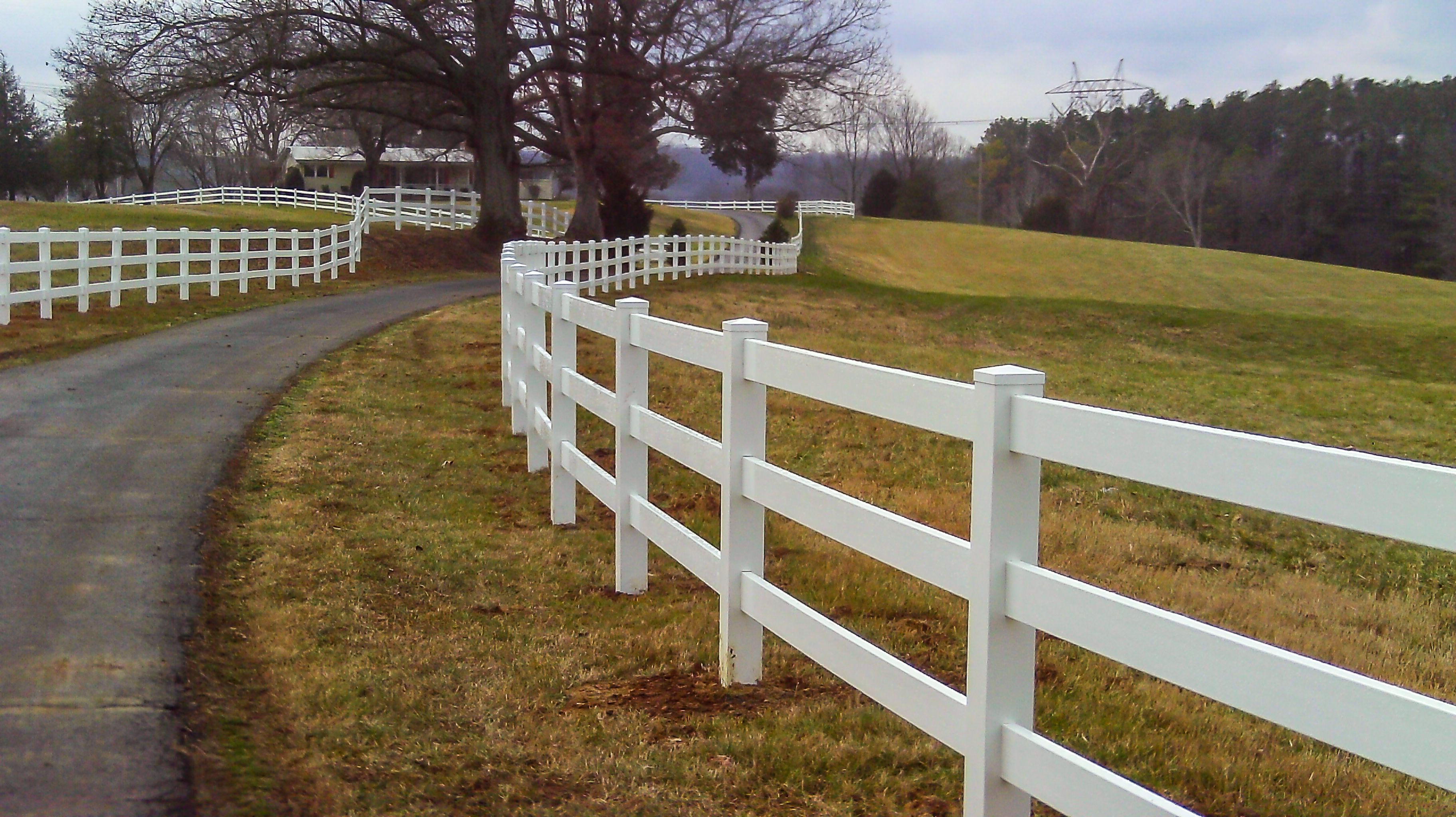 Vinyl fence slats for sale cheap pvc wpc