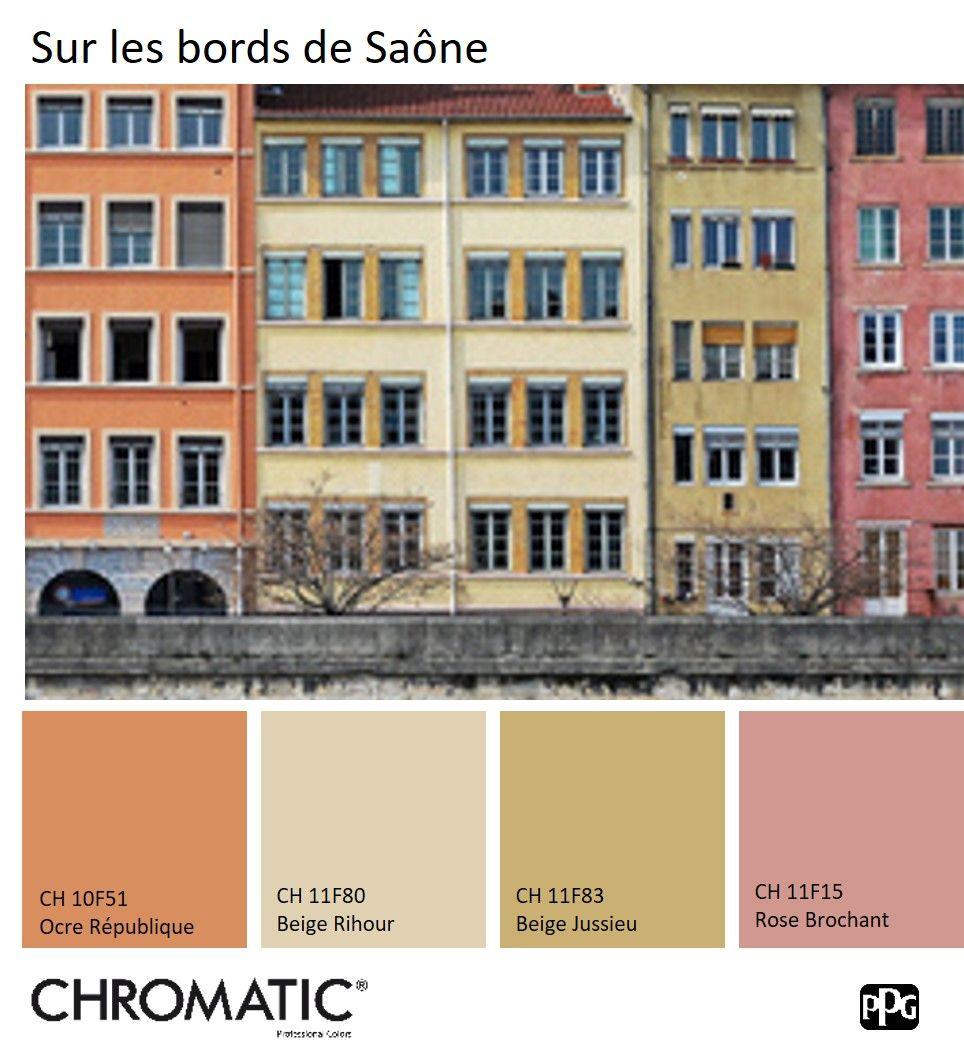 Retrouvez Le Nuancier Chromatic Facade Sur Www Chromaticstore Com Couleur Facade Maison Couleur Facade Peinture Facade