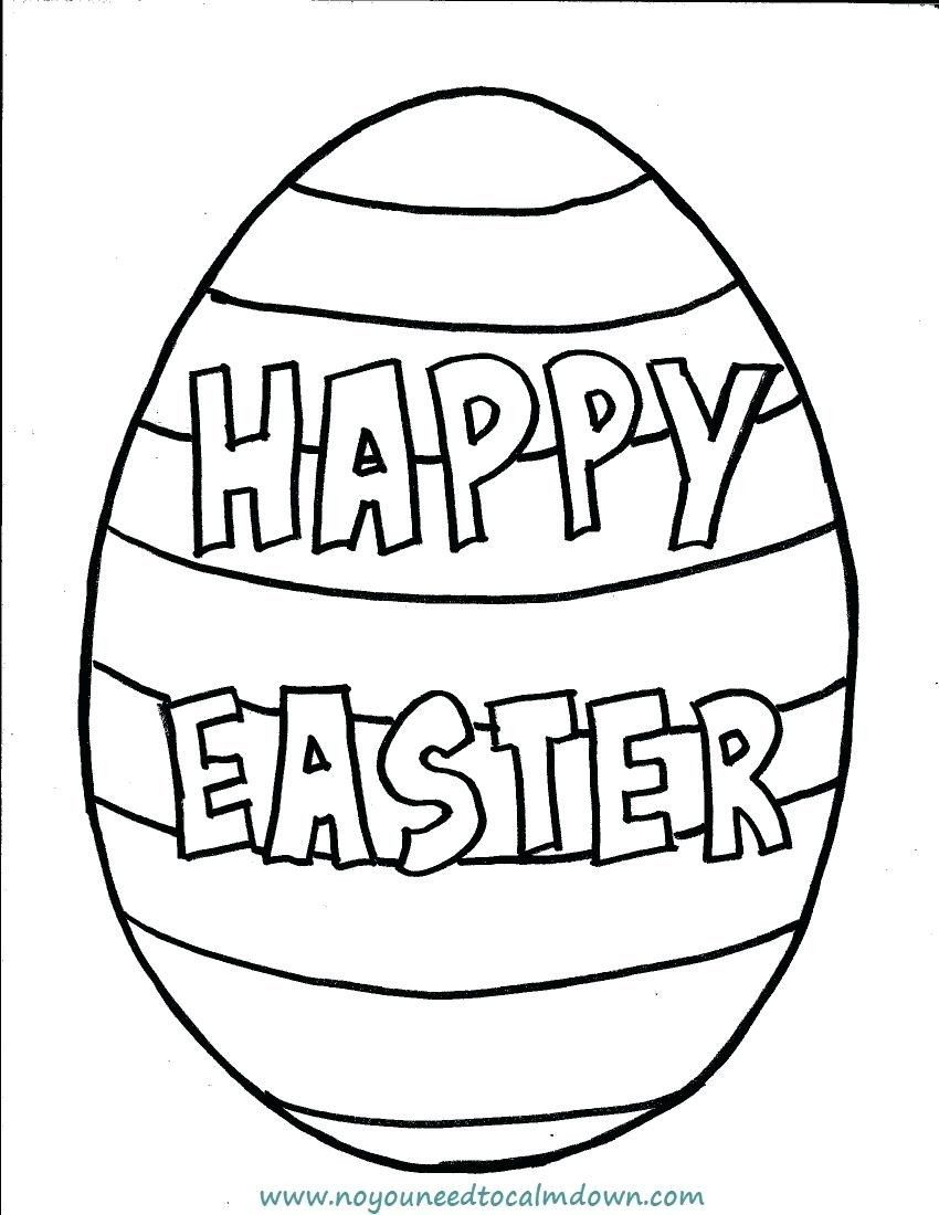 Happy Easter Coloring Pages Printable Happy Easter Coloring Pages Free Printable Bun Easter Coloring Pages Printable Easter Egg Coloring Pages Easter Colouring