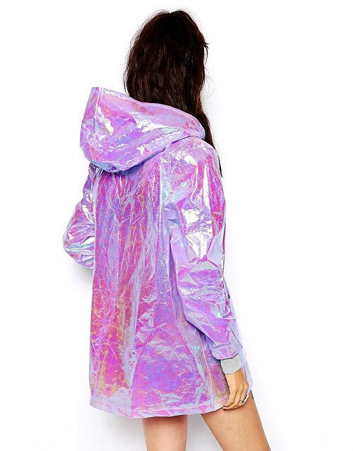 gran descuento para muy bonito clásico I need a raincoat for this city. May as well be cute ...