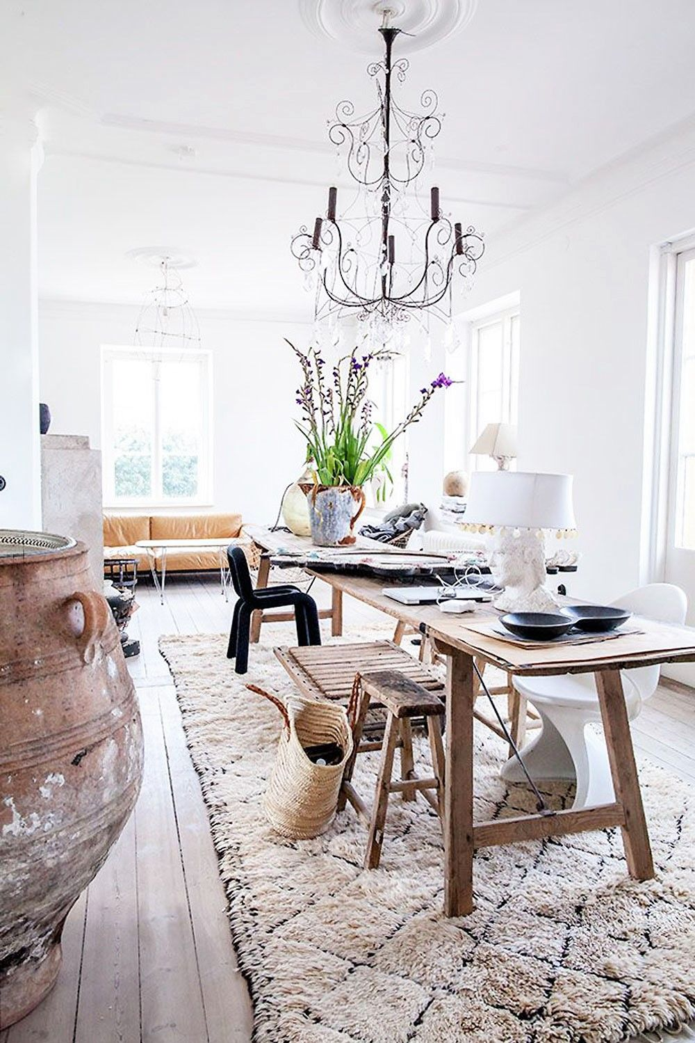 Vintage Rugs : tips on decorating your interior   Pinterest ...