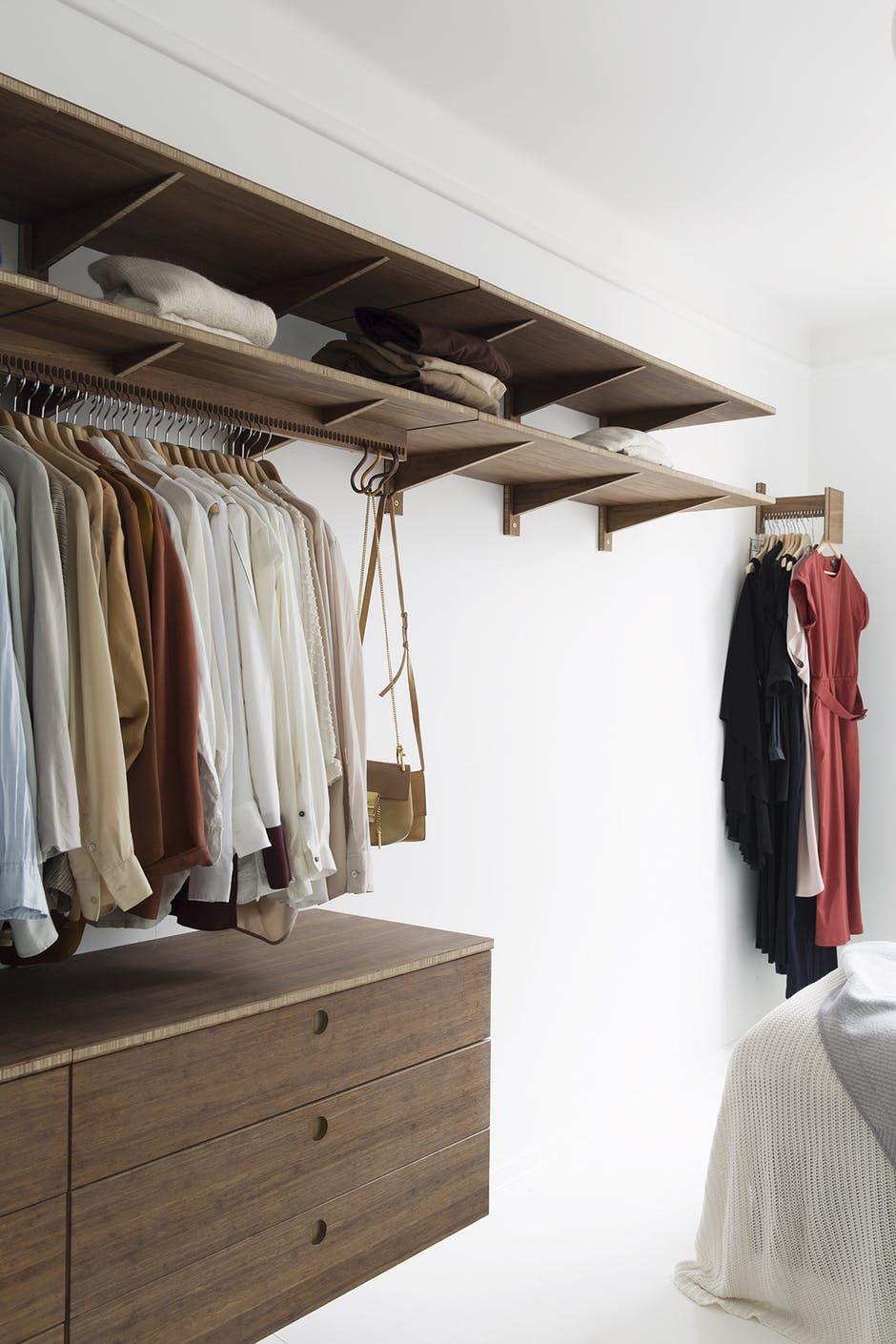 Bliv Inspireret Af Denne Specialtilpassede Garderobe Wardrobe