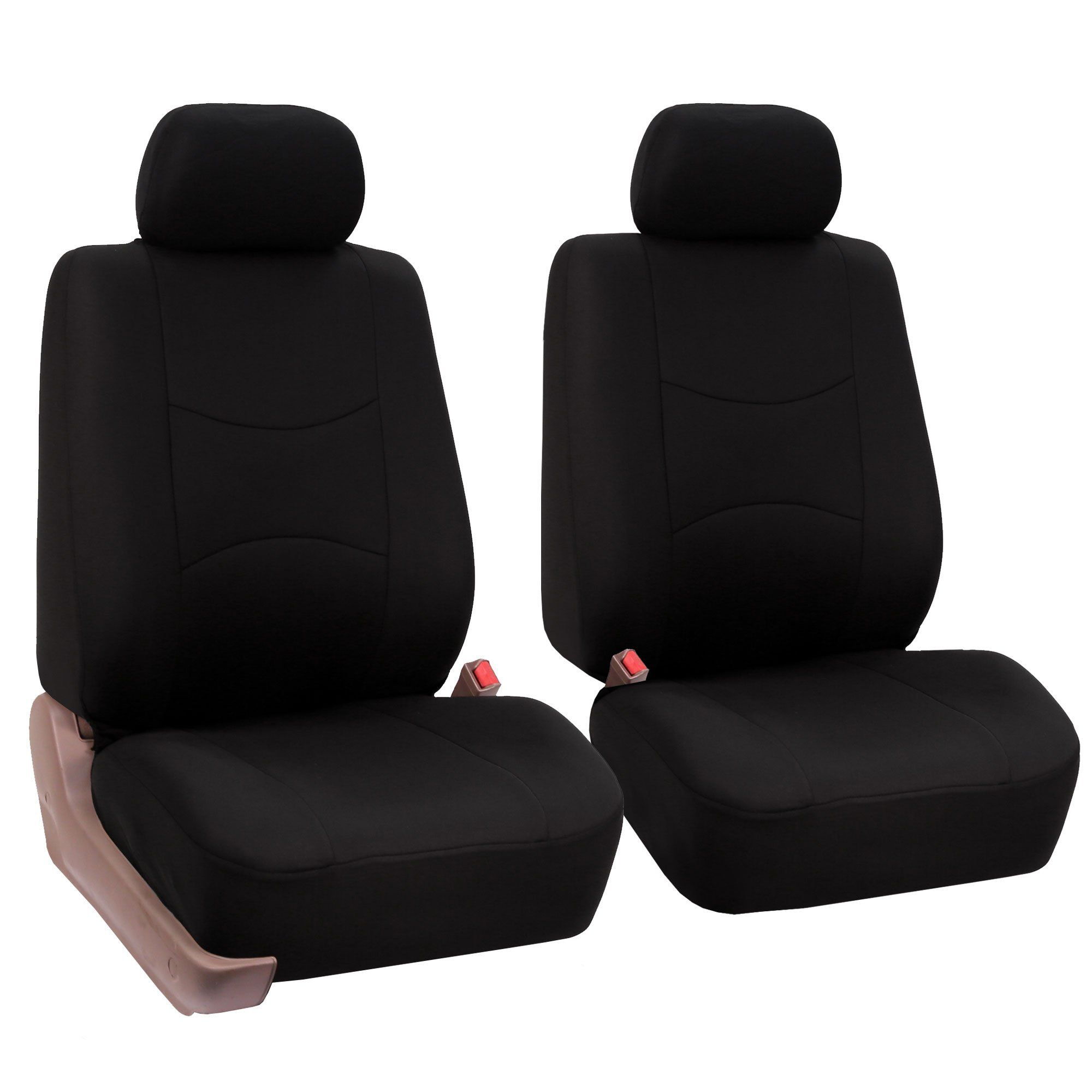 CAR PASS Universal fit for vehicle Neoprene waterproof beige auto car seat cover