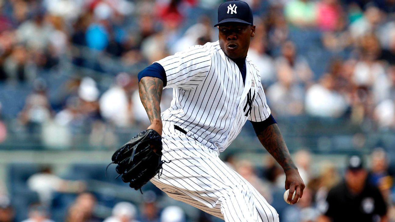Yankees Will Regret Aroldis Chapman S Contract Aroldis Chapman Yankees Regrets