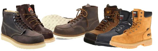 Boots For Work - Cr Boot