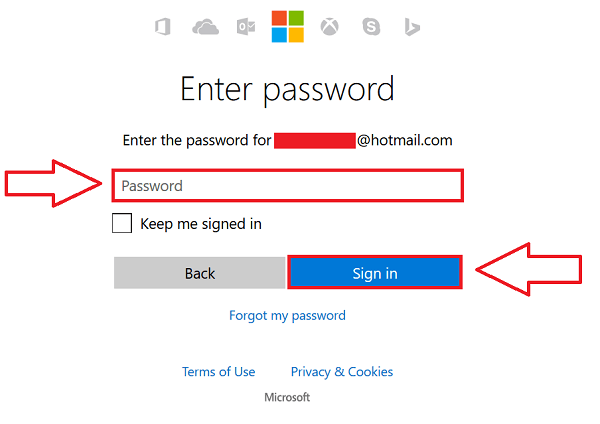 Hotmail Login With Images Live Mail Hotmail Sign In Mail Sign