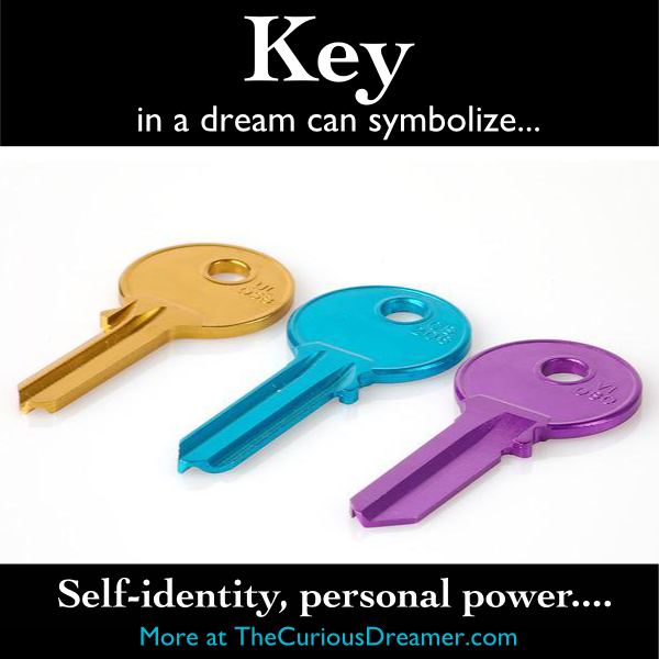 Keys Dream Symbol In The Curious Dreamer Dream Dictionary Dream Symbols Dream Meanings Dream Interpretation