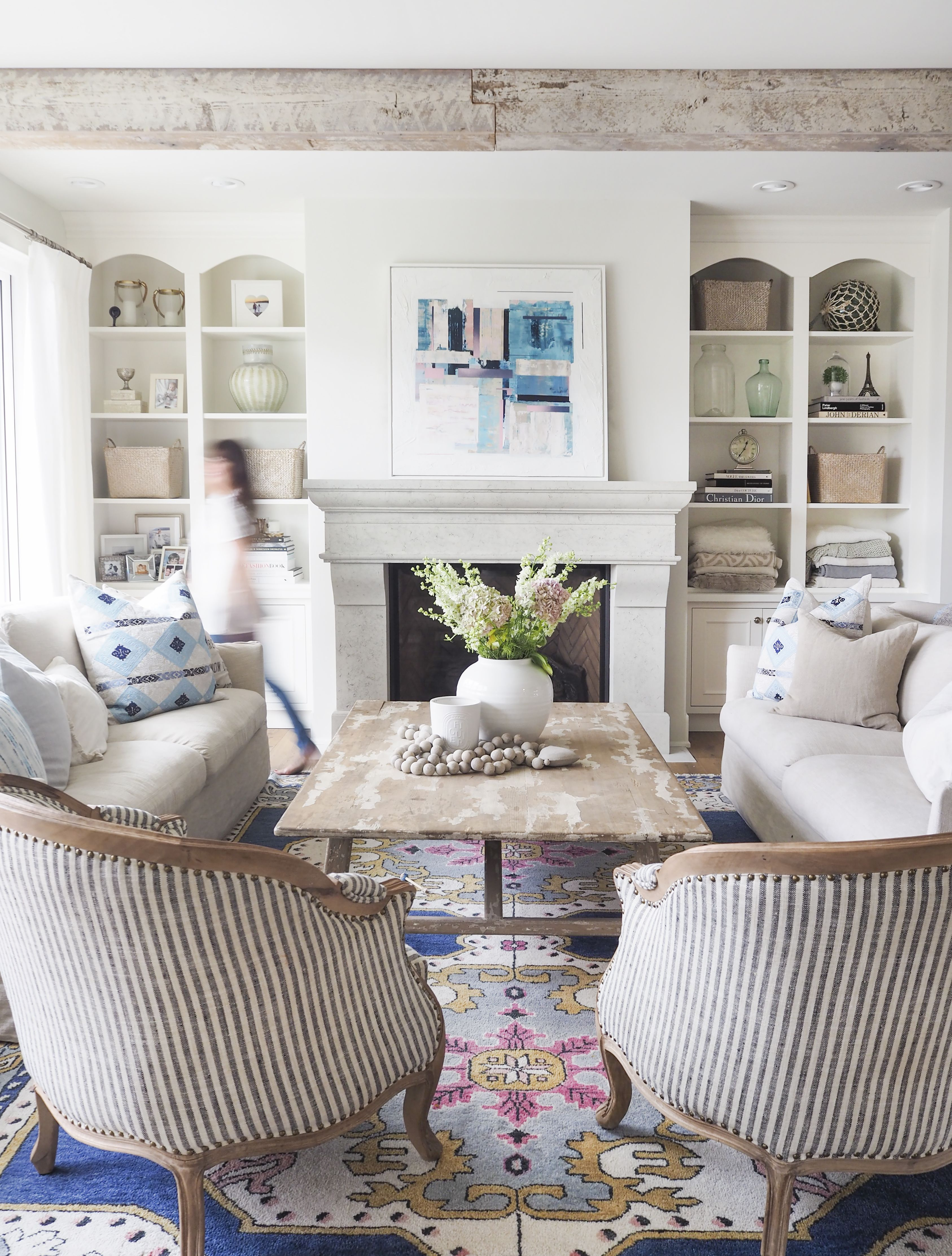 Jillianharris home design decor furniture style art painting