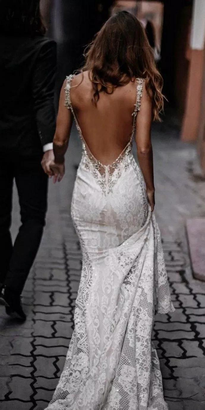 ✔99 best mermaid wedding dresses ideas for wedding party 28
