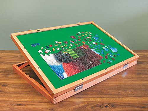 Puzzle Easel Table Puzzle Table Jigsaw Puzzle Table Easel