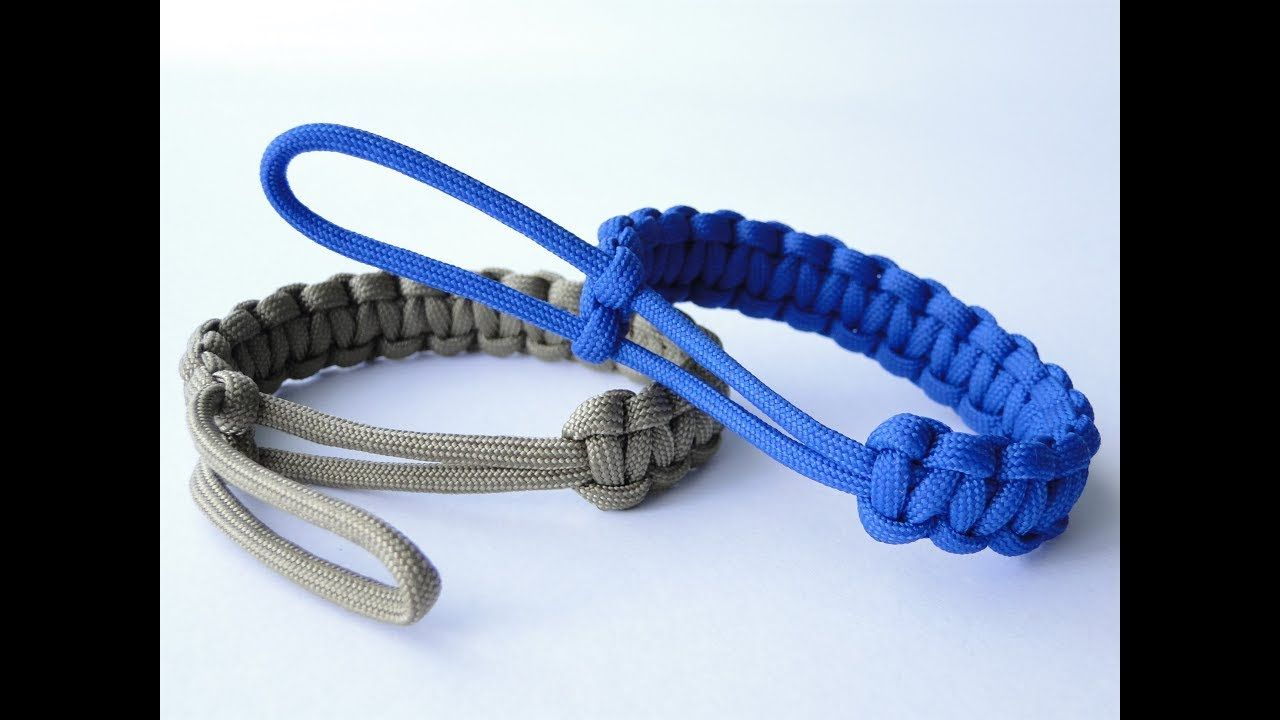 How To Make A Mad Max Style Paracord Bracelet With The Loop As A Closu Mad Max Paracord Bracelet Paracord Bracelet Tutorial Paracord Bracelet Diy