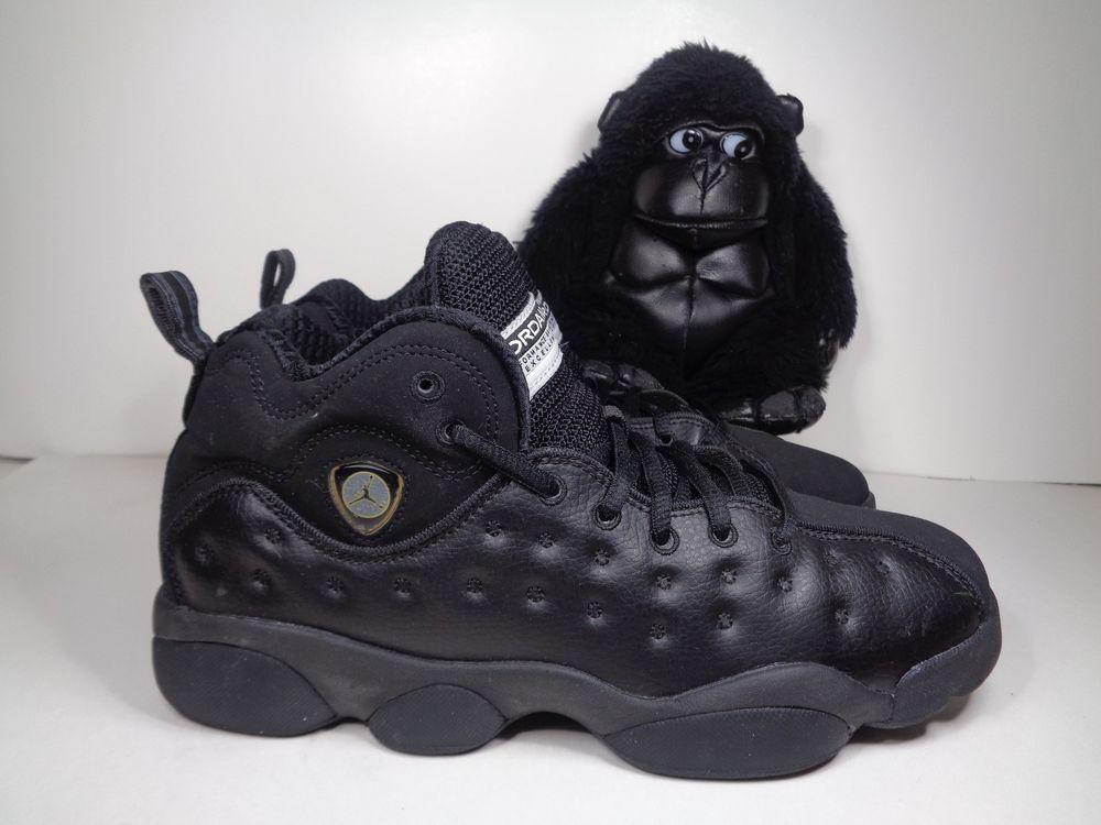 Kids Nike Air Jordan Jumpman Team II Basketball shoes 7 Youth  Nike   BasketballShoes e4e4f20d672
