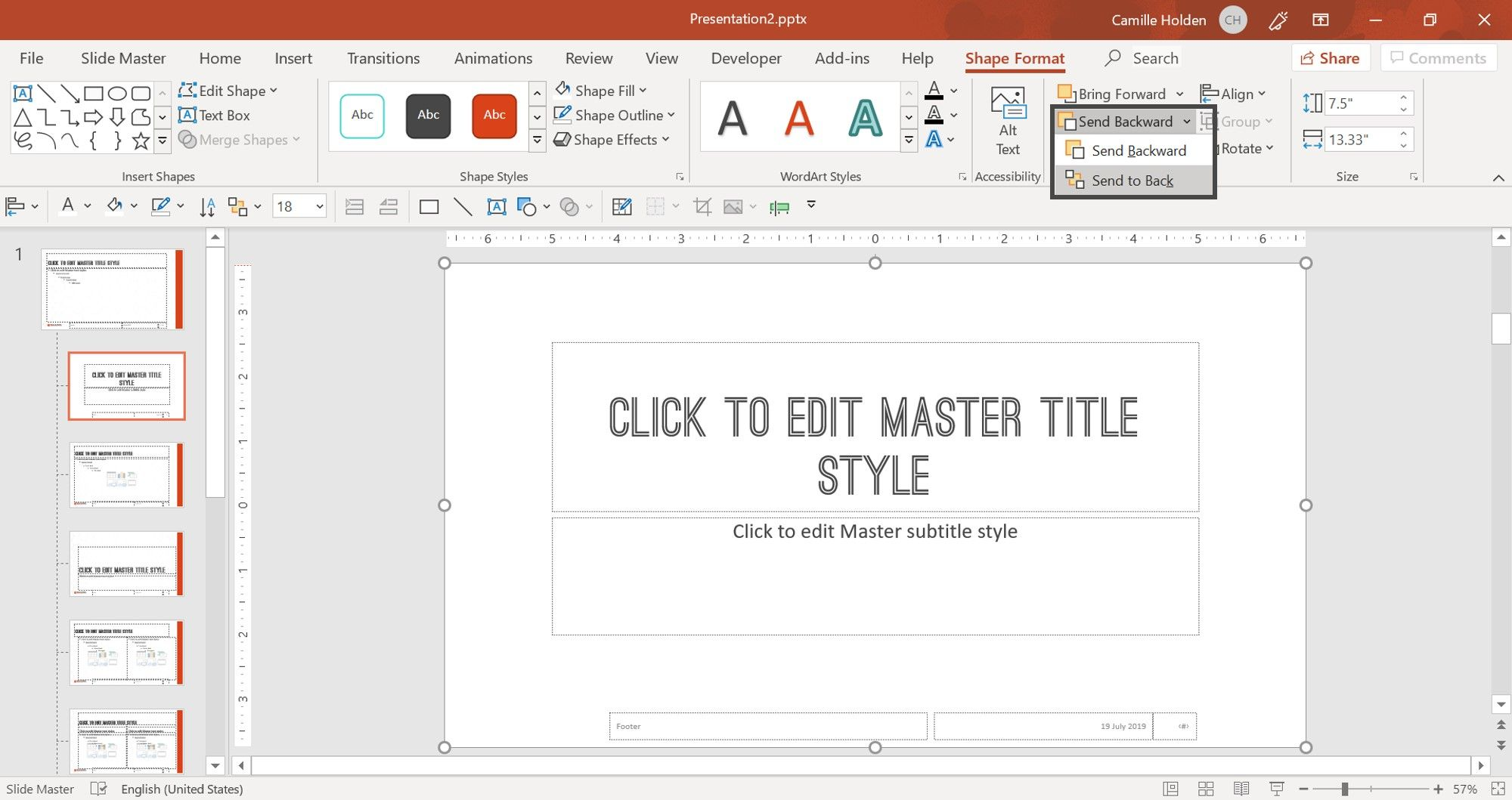 How To Create A Powerpoint Template Step By Step With How To Create A Template In Powerpoint Powerpoint Templates Business Template Business Plan Template How to create powerpoint template