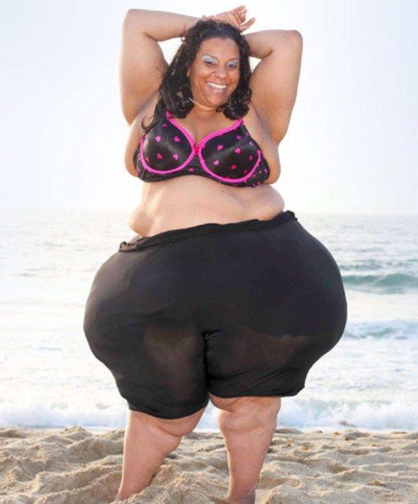 worlds biggest thighs