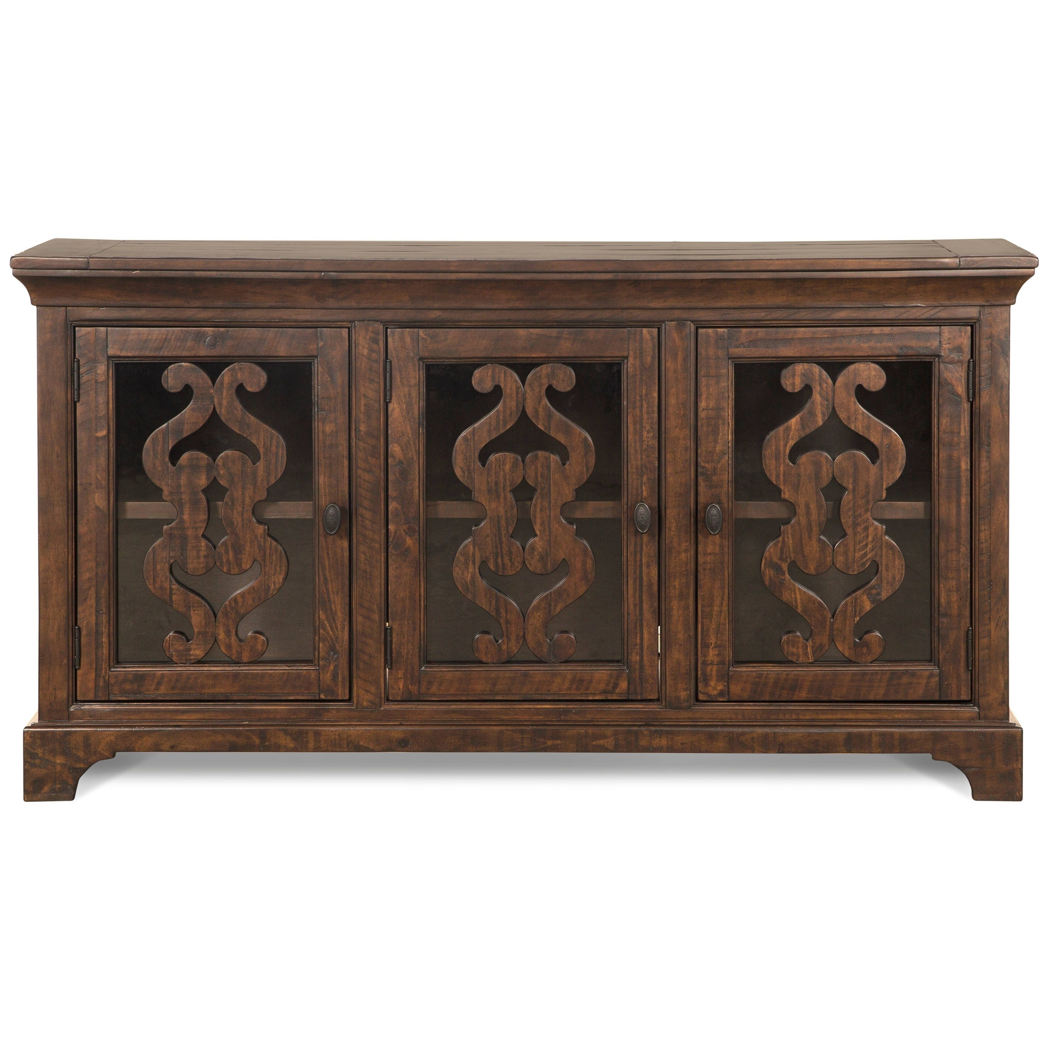 Buffet Magnussen Home Furnishings St Claire Traditional