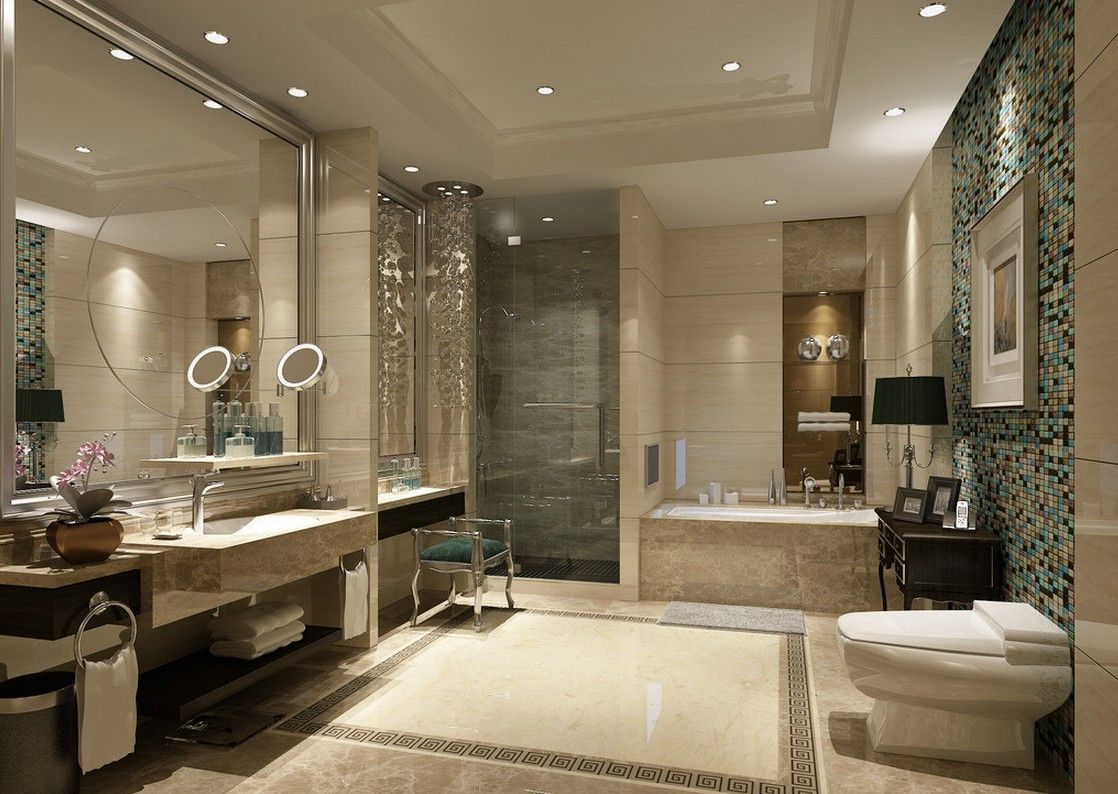 Creative bathroom mirror ideas - Bathroom Creative European Bathroom Designs