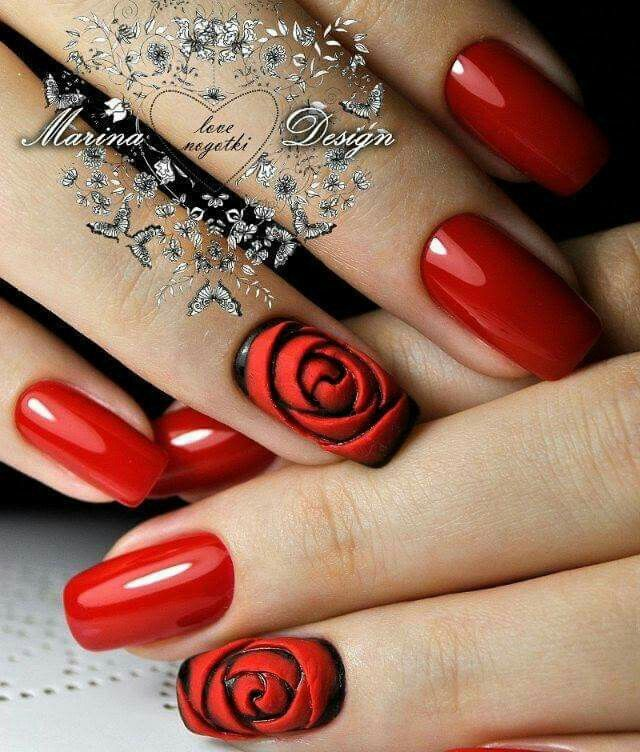 pretty | Nails | Pinterest | Manicure, Nail nail and Mani pedi