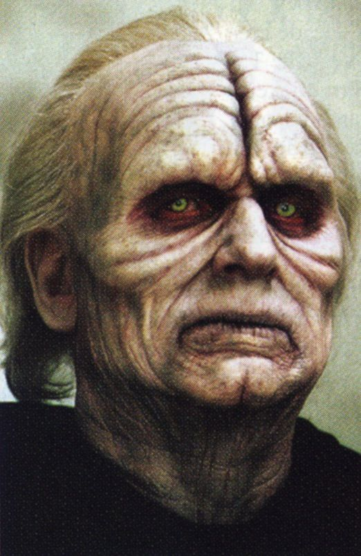 Emperor Palpatine From Star Wars Revenge Of The Sith Star Wars Episodes Star Wars Art Star Wars Sith