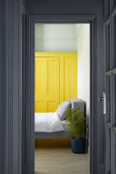 Photo of Clever Paint Tricks and Ikea Finds Make This London Rental Feel Super Posh | Hunker