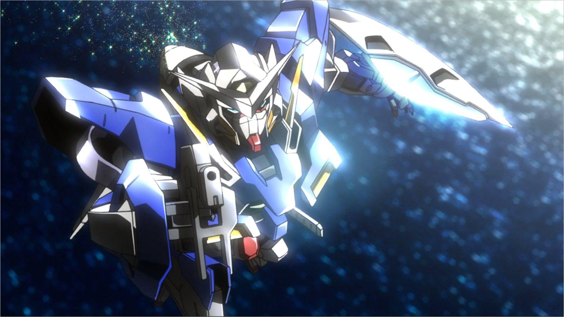 Gundam 00 Wallpaper 4k In 2020 Gundam Wallpapers Gundam Exia Gundam