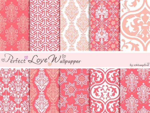 My Fabulous Sims Perfect Love Wallpaper By Schlumpfina Sims 4