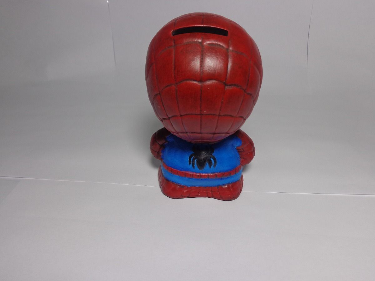 Alcancias Novedosas Spiderman Hombreara A S 18 00 En