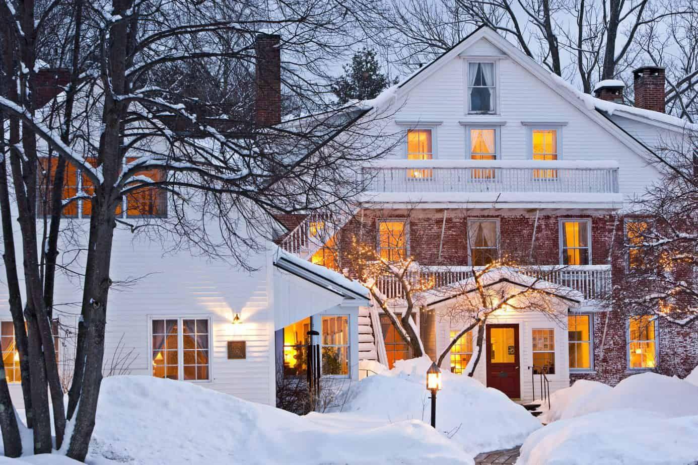 20 Romantic Getaways in New England Love & Luxury for
