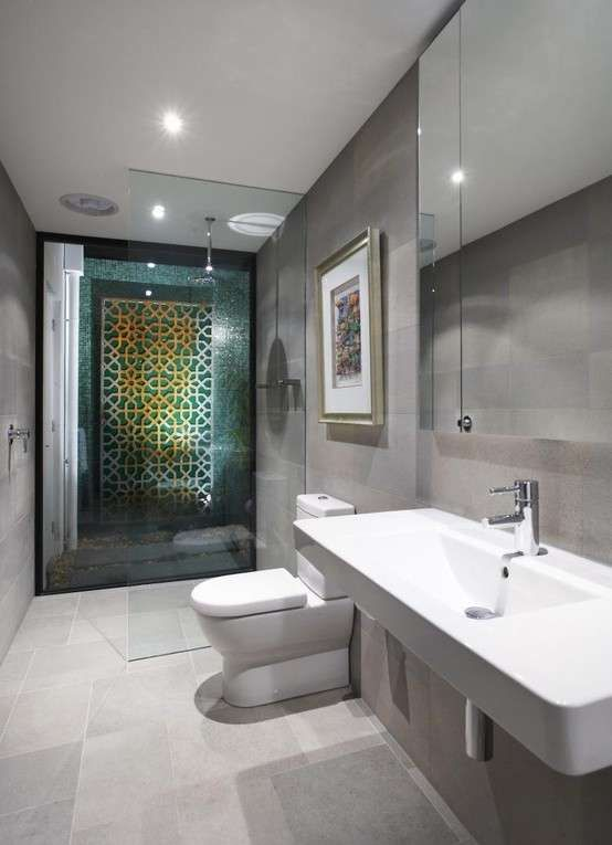 Bagno arredo moderno Design per bagno moderno