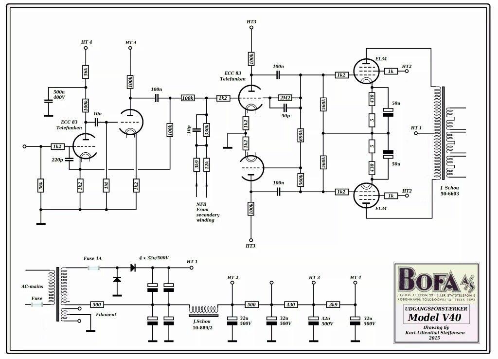circuit diagram el 34 schematics