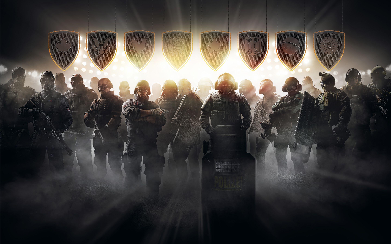 Rainbow Six Siege Operation Black Ice K K wallpaper games