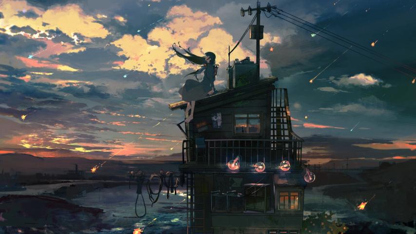 アリア (Aria) in 2019 Anime scenery wallpaper, Anime