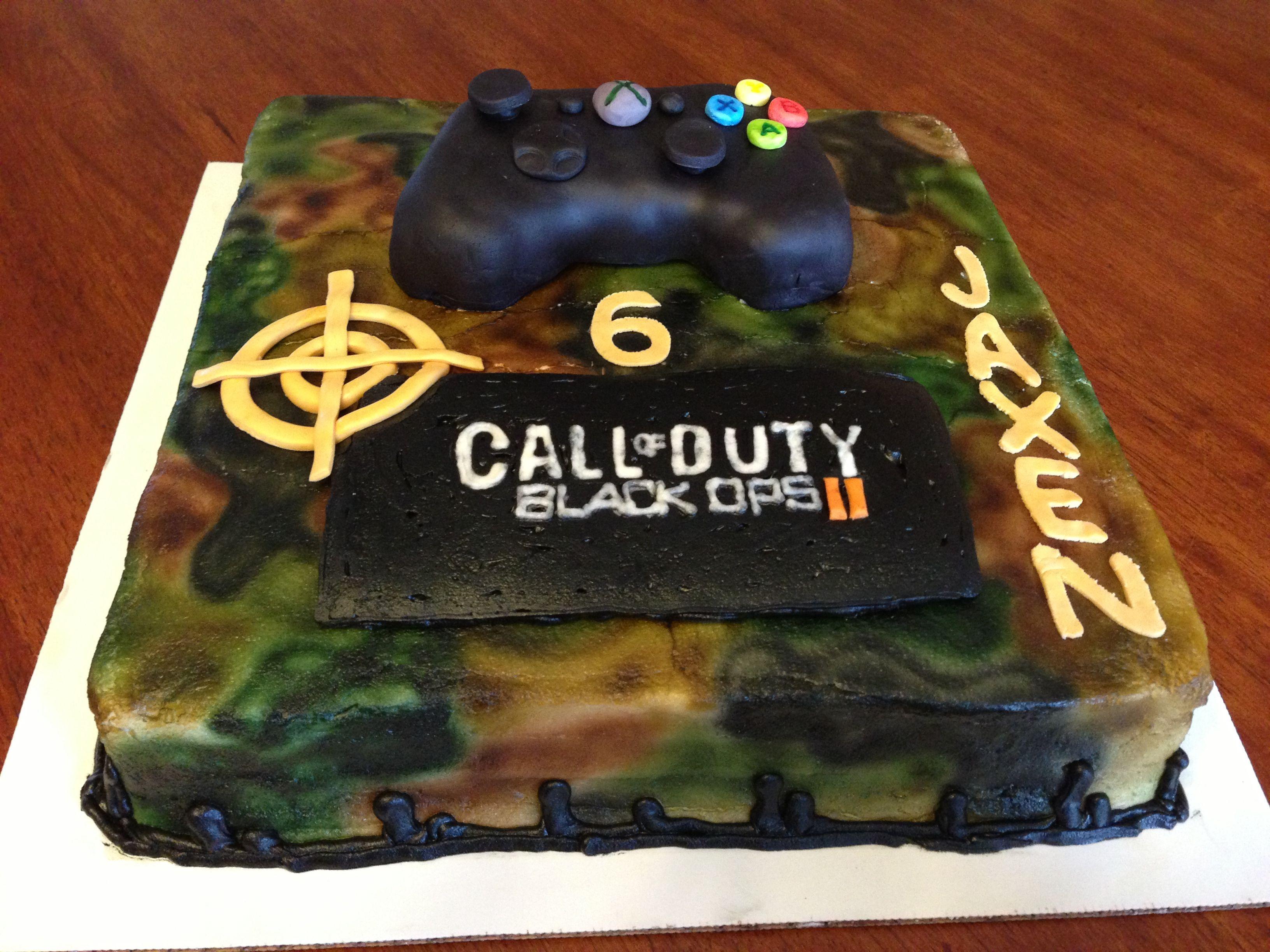 black xbox cakes - photo #33