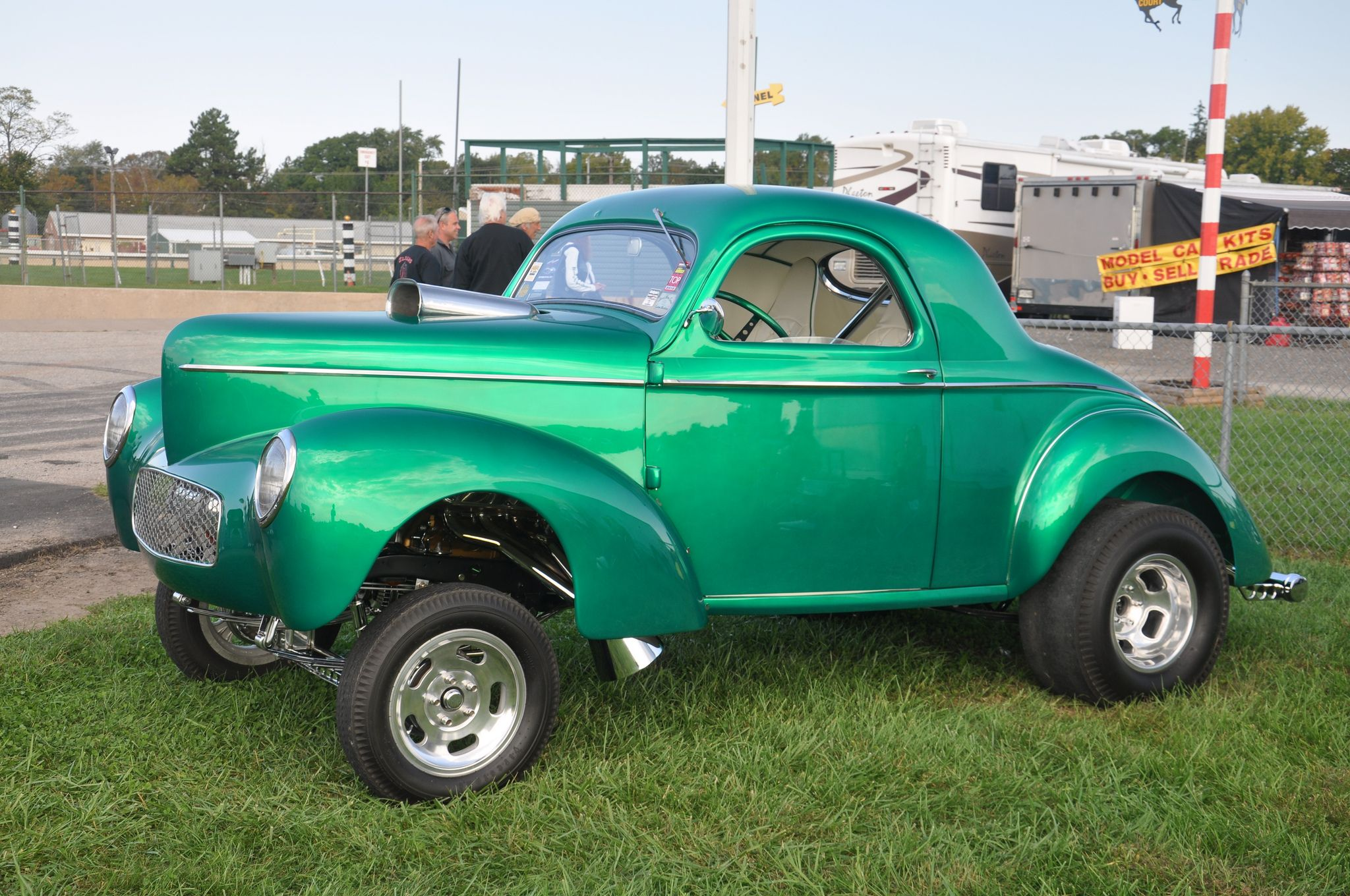 41 Willys Gasser | 41 Willys Gasser On S10 Frame Sale Cars And Parts ...