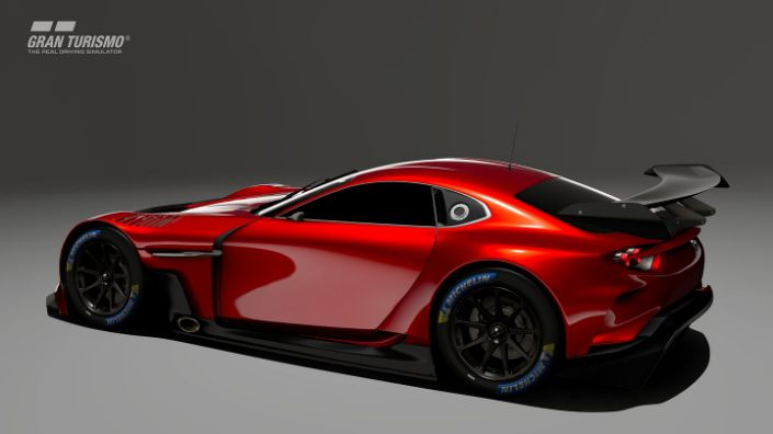 Mazda's Group 3 RXVision GT3 Concept Is a Beautiful Gran