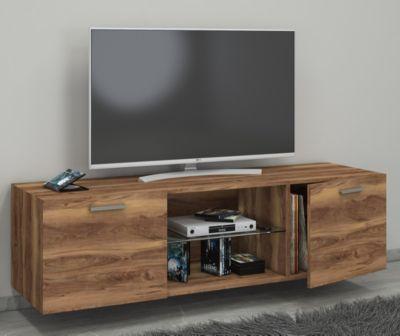 VCM TV Lowboard ´´Jusa´´ Fernsehtisch Rack Phono Möbel Tisch Holz