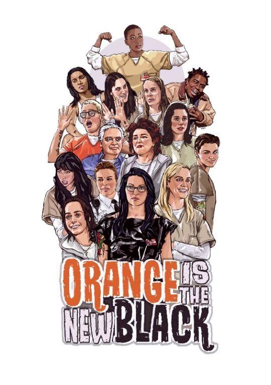 Victoryvague Orange Is The New Black Orange Is The New New Black