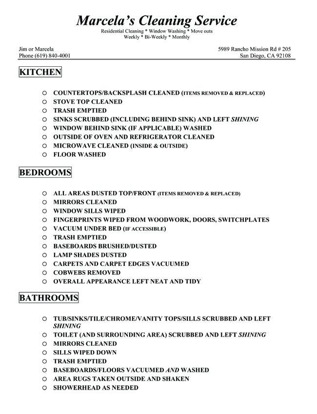 deep cleaning house list image detail for residential house cleaning flyers whol#hair