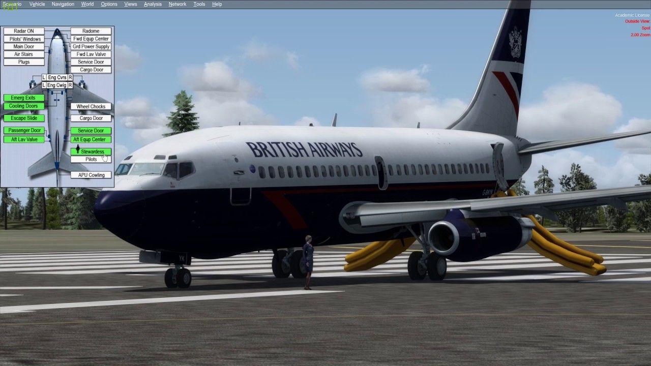 Boeing 737 by Captain Sim for P3dv4 64bit | Flight Simulators for PC