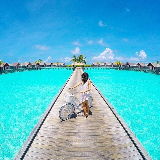 Travel, Maldives, Places To Go