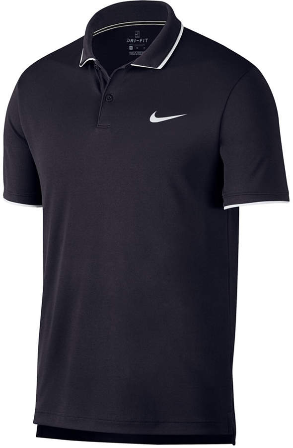 Nike Men S Court Dry Tennis Polo Reviews Polos Men Macy S Nike Men Tennis Nike