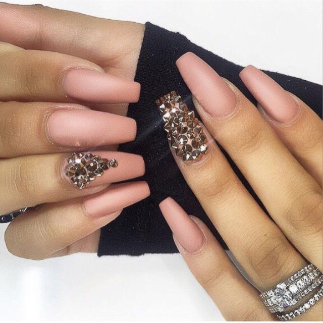 Vegasnay n a i l s o n f l e e k pinterest vegas nail nail vegasnay coffin nailschrome nails designsnail prinsesfo Images