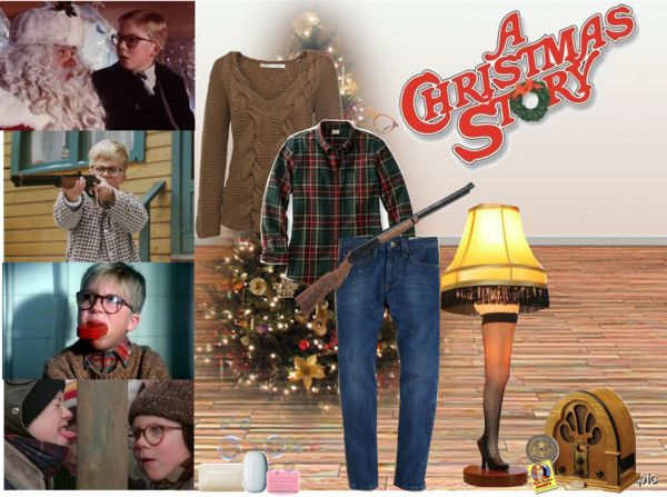 """""""A christmas story"""" by ilovelucy1029 ❤ liked on Polyvore"""