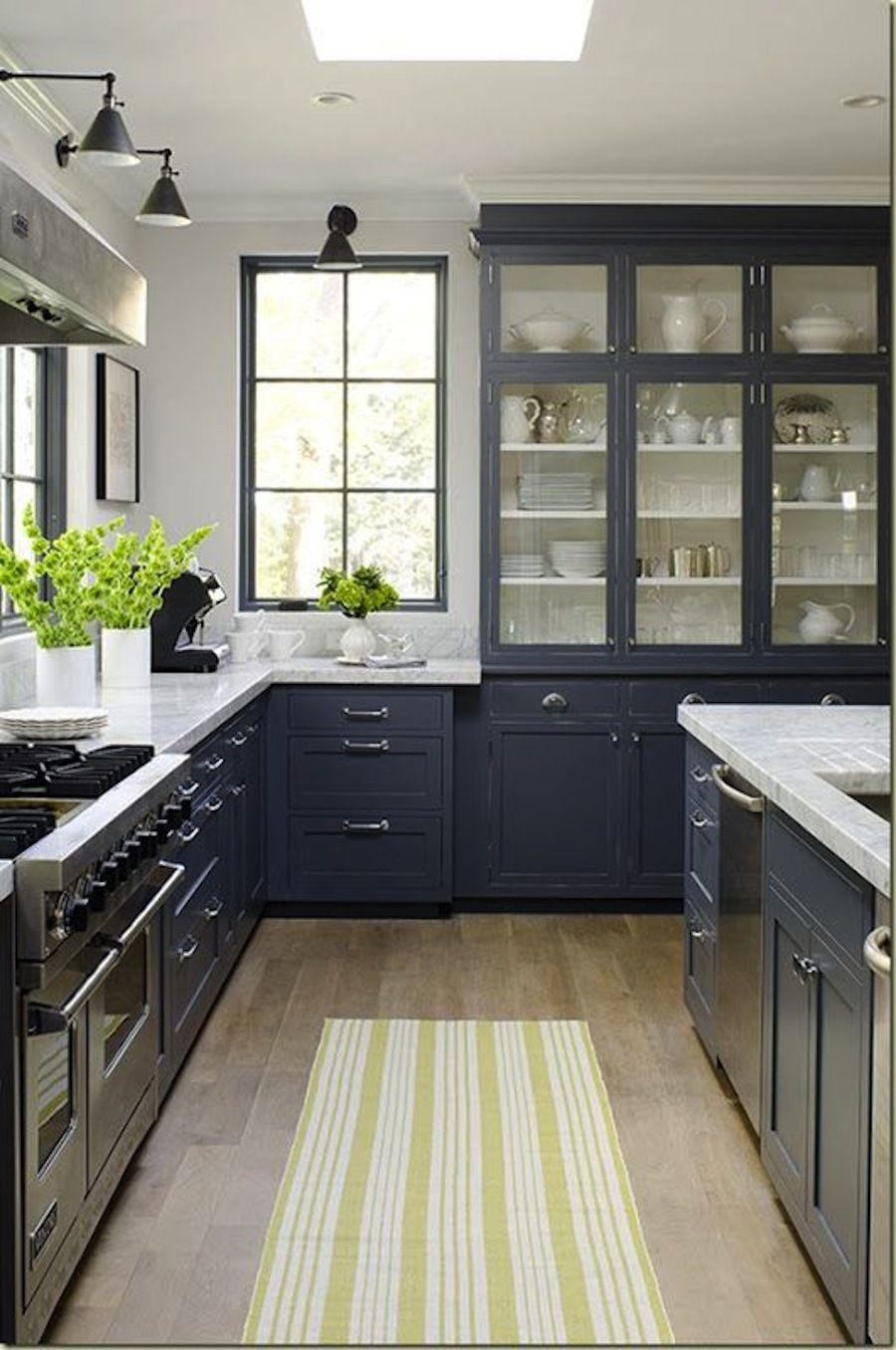View entire slideshow 15 Stunning Gray Kitchens