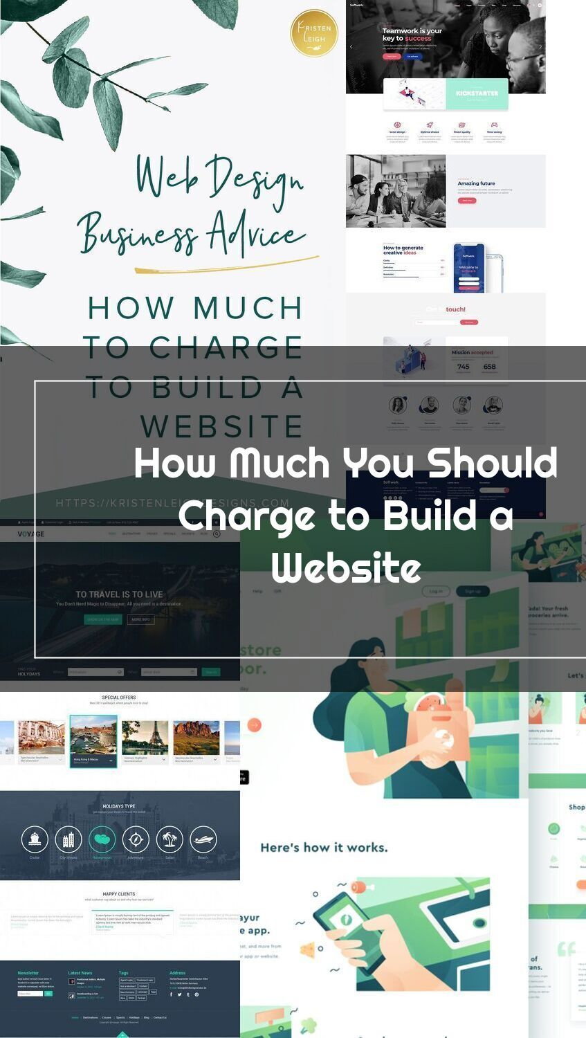 Are You Looking To Create Your Online Packages For Your Web Designer Company Learn How Much You Should Charge To In 2020 Business Design Web Design Trends Web Design