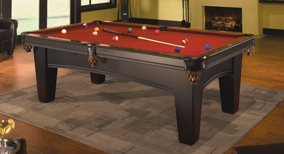 No Style Or Budget Compromises Necessary When You Choose The - Budget pool table